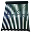 Sectional Metal Heat Pipe Solar Collector