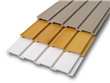 Aggregate PVC Printing Panel