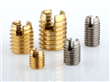 Brass Screw machining