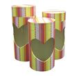 Elegant Round Paper Gift Box
