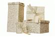 PVC Window Paper Gift Box