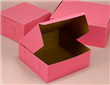 Red Classical Paper Gift Box