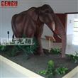 Real Size Animatronic Elephant