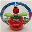 Lady Beetle Solar Flower Toys