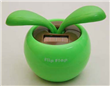 Apple Solar Flower Toys