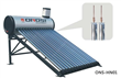 Heat Pipe For Direct Flow Non-Pressure Solar Water Heater