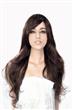 Pure Human Hair Long Fashion Wigs