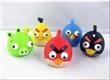 PVC Angry Bird Goggle-eyed Figure Toys