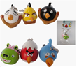 PVC Angry Bird Keychain Promotional Gifts