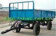 Four wheels trailer
