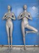 Realistic Female Full Body Sports Mannequin