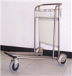 Alloy Airport Trolley