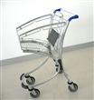 Handle Brake Airport Trolley