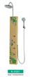 Wood Design Shower Panel