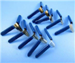 10 PCS Padlock tool set