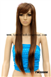 straightSynthetic wigs