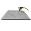 Iaminated PVC Wall Tile