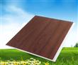 PVC wall panel laminated
