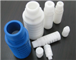 Plastic silencer for pneumatic equipments