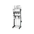 Manual Vacuum Liquid Filling Machine