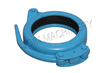 Blue Pipe Clamp