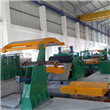 Slitting Line for Thick Sheet
