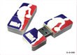U-3-043 rubber USB flash drive