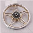 Rear Alloy Wheel--2