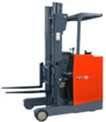 Electric Forklift Reach Truck_Stand-Up Type 1.5T