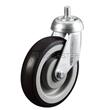 5-inch Shopping Cart Caster Wheel, European Style