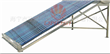 Solar Hot Water Collector Bracket