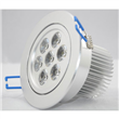 7W Dimmable LED Downlight