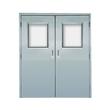 Double Stainless Steel Door