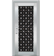 Stainless Paint Exterior Steel Door