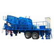 Automatic Stable Mobile Concrete Crushers