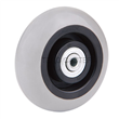 3inch Plastic Wheel with Nylon Core