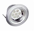 LED down lights 7*3W
