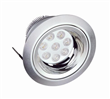 LED ceiling recessed 24W