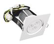 LED recessed light 3*3W