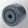 3-inch Polypropylene PP  wheel