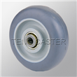 3.5-inch Thermoplastic Rubber TPR wheel