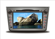 MITSUBISHI V3 car audio and vedio player with gps