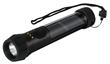 Solar flashlight with led