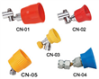 High Pressure Power Spray Nozzles