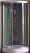 Communal Shower Cabin