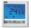 AKE Thermostat LCD Display