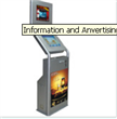 Information and Anvertising Kiosk