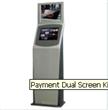 Payment Dual Screen Kiosk (