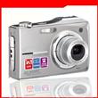 3.0 LTPS LCD Digital Camera