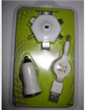 Mini Car Charger Kit for iPhone/iPod/Mobile Phone